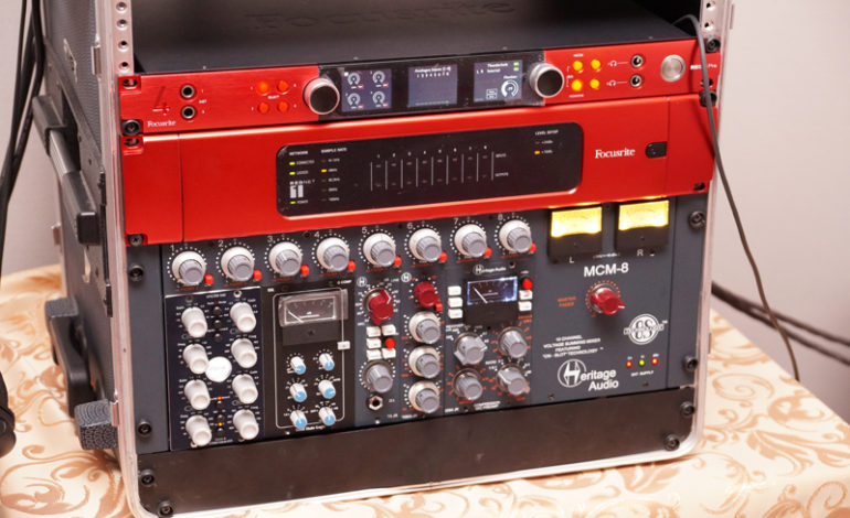 Audiotech Focusrite SSL Heritage elysia