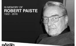 Zmarł Robert Paiste