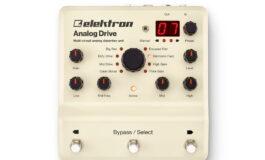 Elektron Analog Drive – nowy analogowy przester