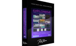 Rob Papen eXplorer4 – nowa wersja pakietu instrumentów i efektów