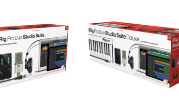 IK Multimedia – pakiety iRig Pro Duo Studio Suite