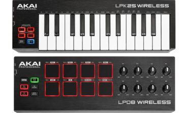 Akai LPK25 Wireless i LPD8 Wireless w niższej cenie
