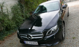 Mercedes-Benz E220d Avantgarde – test