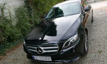 Mercedes-Benz E220d Avantgarde – test