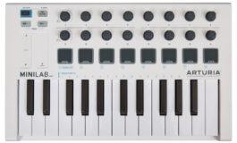 Arturia MiniLab Mk II – nowa klawiatura sterująca