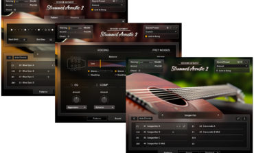 Native Instruments SESSION GUITARIST – STRUMMED ACOUSTIC 2