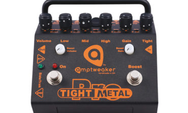 Amptweaker Tight Metal JR i Tight Metal PRO – test efektów gitarowych