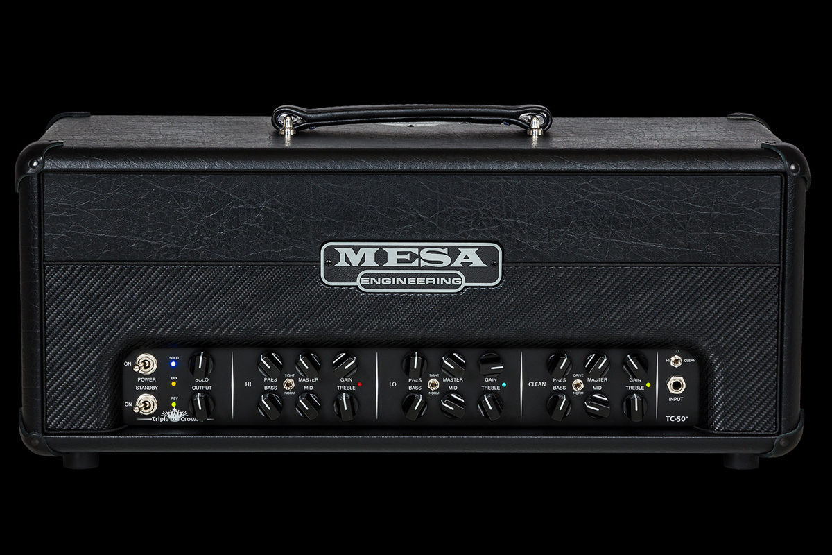 Mesa Boogie Triple Crown TC-50