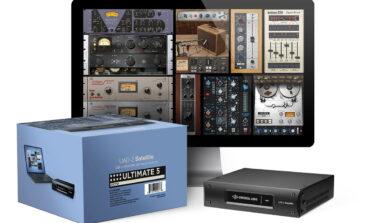 Największa kolekcja wtyczek UAD – Ultimate 5