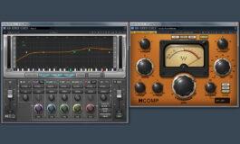 Waves H-EQ i H-Comp – test wirtualnych efektów