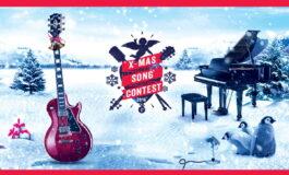 Thomann – konkurs na piosenkę świąteczną 2016