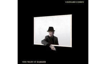 """Leonard Cohen """"You Want It Darker"""" – recenzja płyty"""