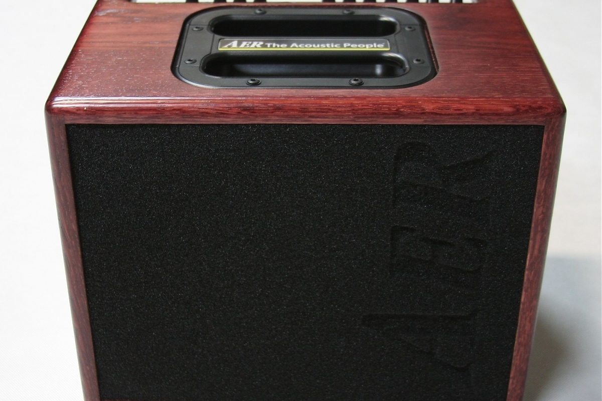 AER Compact 60/3 Wood – combo dla akustyków