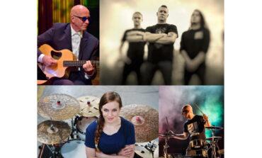Nowi artyści na Drum Camp i Guitar Camp