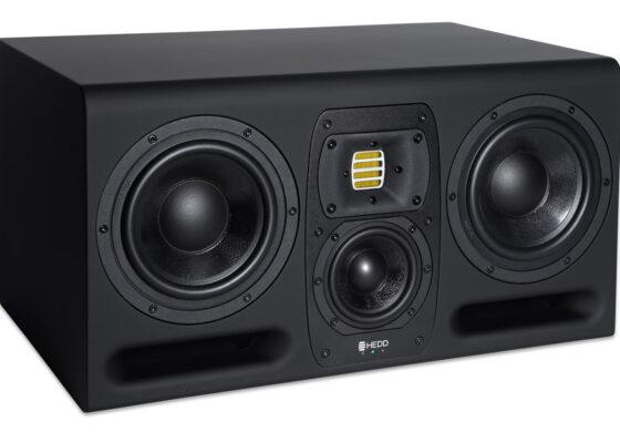 HEDD Audio Type 30 – nowy monitor trójdrożny
