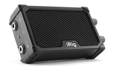 IK Multimedia iRig Nano Amp – kompaktowy wzmacniacz