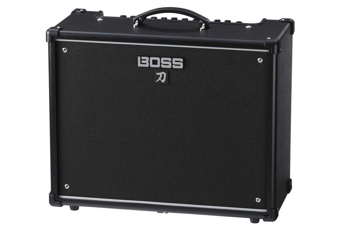 BOSS KATANA-100 – test comba gitarowego