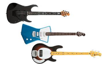 Music Info – kolejne instrumenty Music Man w sprzedaży