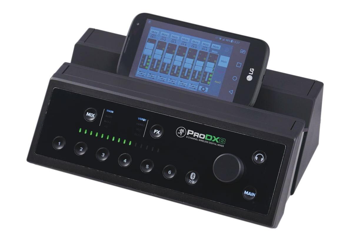 Mackie ProDX8 – test miksera cyfrowego