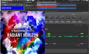 Native Instruments RADIANT HORIZON