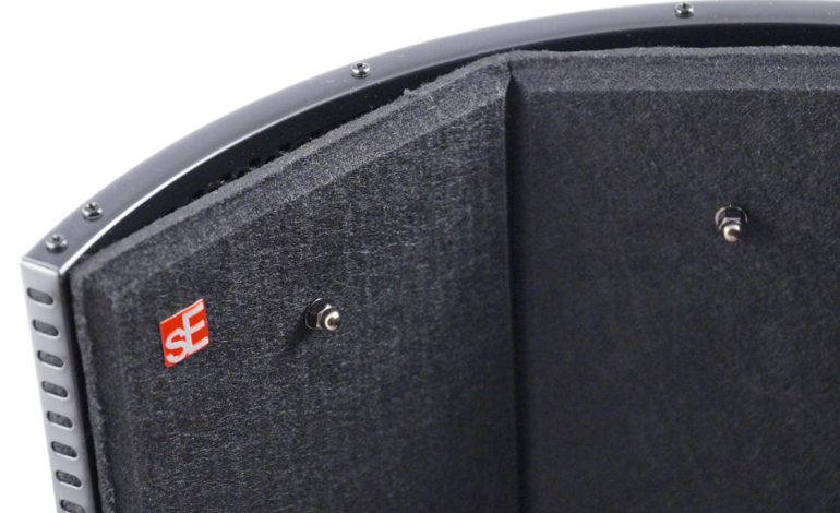 sE Electronics RFPro10AE wnetrze