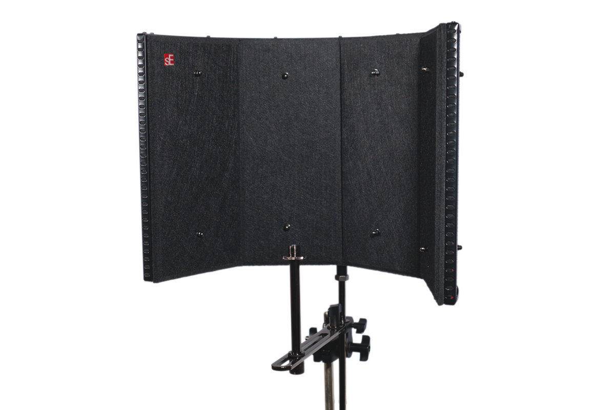 sE Electronics Reflexion Filter Pro 10AE – test