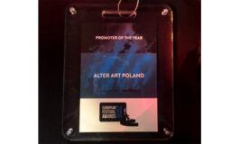 Europejskie wyróżnienie dla ALTER ART