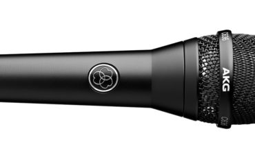 AKG C636 – nowy pojemnościowy mikrofon wokalny