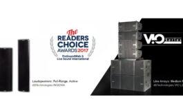 Nagrody dla dBTechnologies