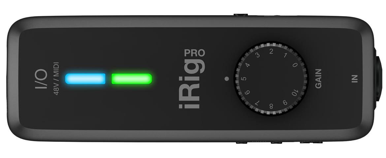 IK Multimedia iRig Pro I/O – interfejs audio/MIDI