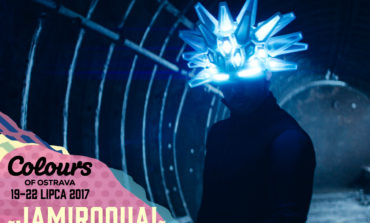 Jamiroquai na Colours of Ostrava 2017