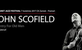 John Scofield zagra w Poznaniu jazz i… country