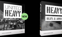 XLN Audio United Heavy ADpak