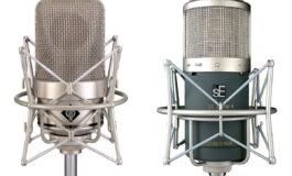 Wielkomembranowe mikrofony lampowe – zestawienie