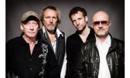 Wishbone Ash na czterech koncertach w Polsce