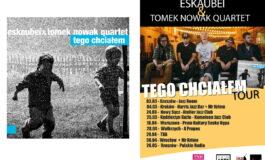 Eskaubei & Tomek Nowak Quartet zapraszają na wiosenne koncerty