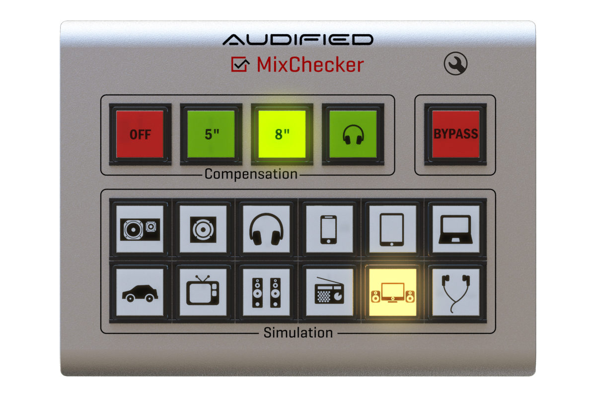 Audified – promocja aplikacji MixChecker