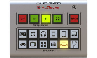 Audified MixChecker – promocja