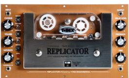 T-Rex Replicator w wersji studyjnej