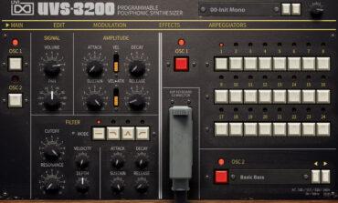 UVI UVS-3200 – nowy syntezator wirtualny