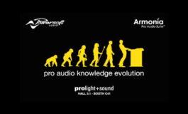 Prolight+Sound 2017 – Powersoft zaprasza na stoisko i szkolenie