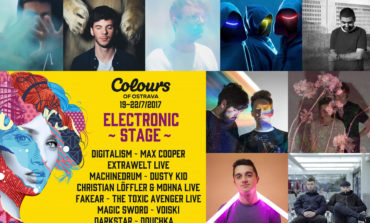 Colours of Ostrava 2017 – line-up Electronic Stage