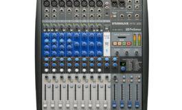 PreSonus StudioLive AR12 USB – test miksera hybrydowego
