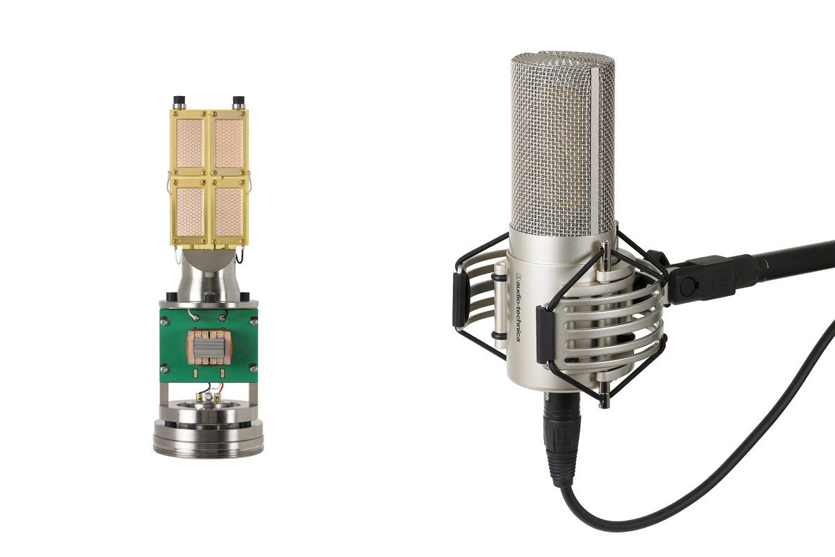Audio-Technica AT5047 – nowy mikrofon do studia