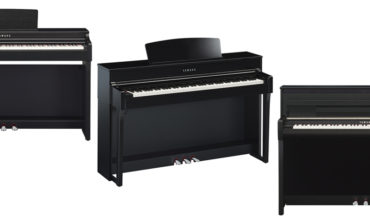 Yamaha – nowe pianina Clavinova CLP-600