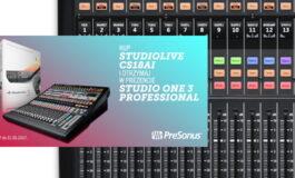 PreSonus CS18AI: Upgrade w promocji