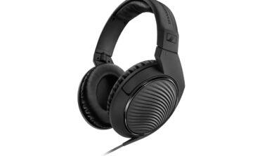 Sennheiser HD 200 PRO – test słuchawek