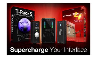 IK Multimedia – doładuj swój interfejs!