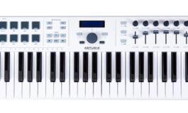Arturia KeyLab Essential – nowe klawiatury sterujące