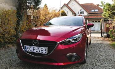 Mazda 3 SKYACTIV-D 105KM 6MT – test